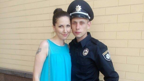 Обвиняемый вубийстве пассажира БМВ патрульный Олейник вернулся наработу