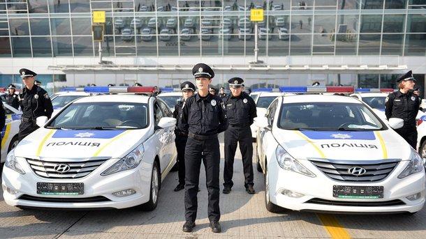 В Киеве – футбол: центр города будут охранять свыше тысячи правоохранителей