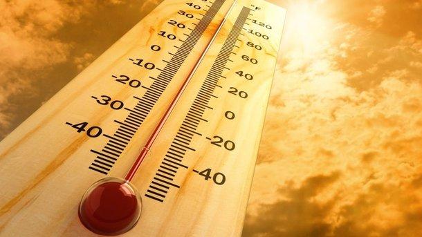 ВКиеве зафиксировали первый летний температурный рекорд