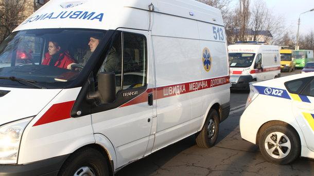 В результате ДТП пассажир от полученных травм погиб на месте происшествия
