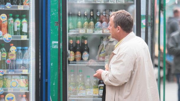 Алкоголь в ларьках хотят запретить окончательно