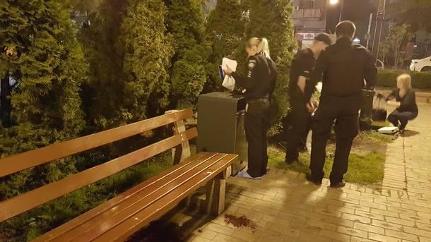 Киев простился  светераном АТО, которого зарезали у«Золотых ворот»