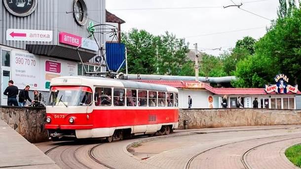 Движение трамваев №11 и №17 будет закрыто до9июля