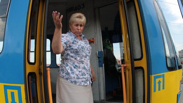 ВКиеве приостановят движение трамвайных маршрутов