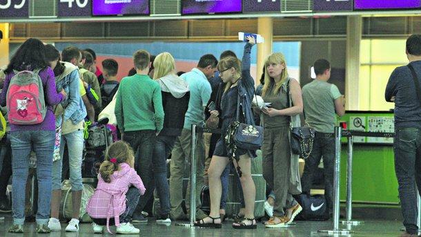 Ваэропорту «Борисполь» схвачен мужчина своенным билетом фейковой «ДНР»