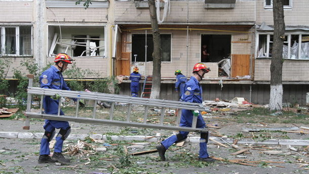 Вжилых домах столицы Украины проведут проверку газового оборудования