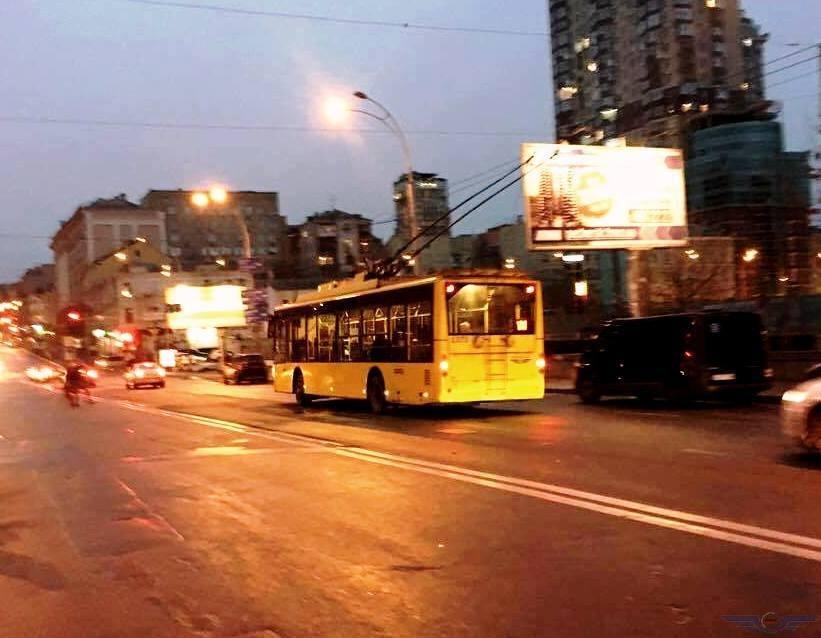 В Киеве продлили маршрут ночного автобуса №137Н
