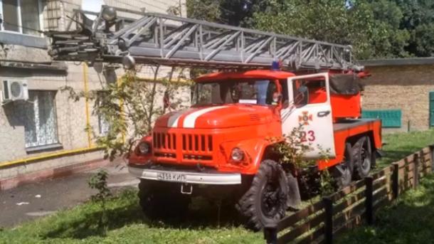 Пожар в высотном доме вКиеве: милиция сказала обубийстве исуициде