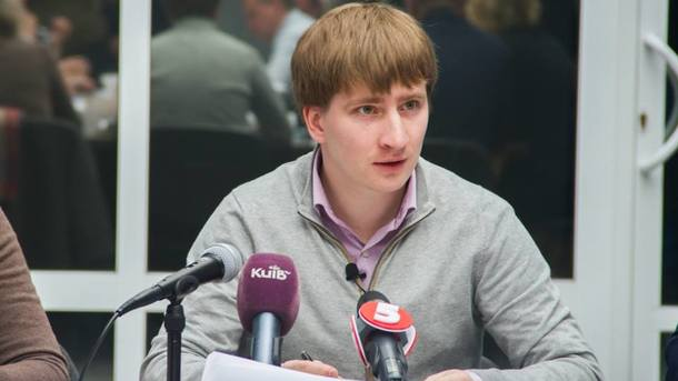 Генпрокуратура объявила о сомнении отстраненному начальнику аппарата КГГА Бондаренко из-за подделки диплома