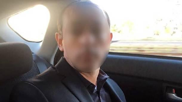 Нетрезвый иностранец катался поКиеву втакси и грозил взрывами