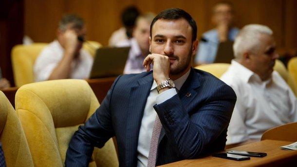 Кличко назначил сына харьковского олигарха себе взаместители
