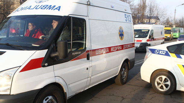 Страшное ДТП наКиевщине: умер военный, очень много пострадавших