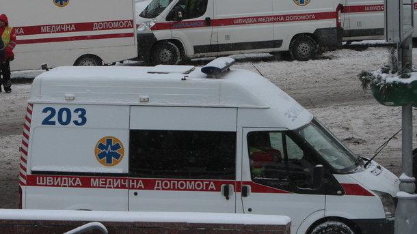 НаКиевщине шестилетняя девочка ссобакой выпала изокна 18 этажа