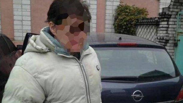 ВКиевской области милиция приостановила пьяную судью наразбитом авто