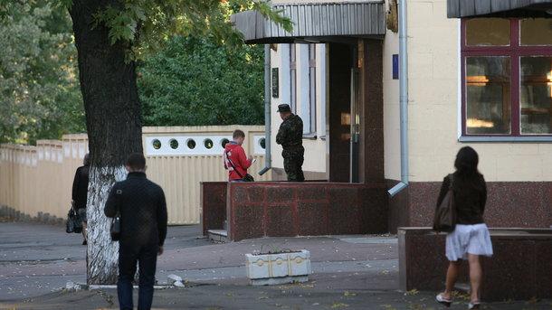 В воинской части Нацгвардии похитили имущества более чем на 2 млн грн