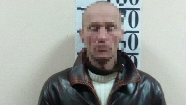 В историческом центре Киева задержали грабителя