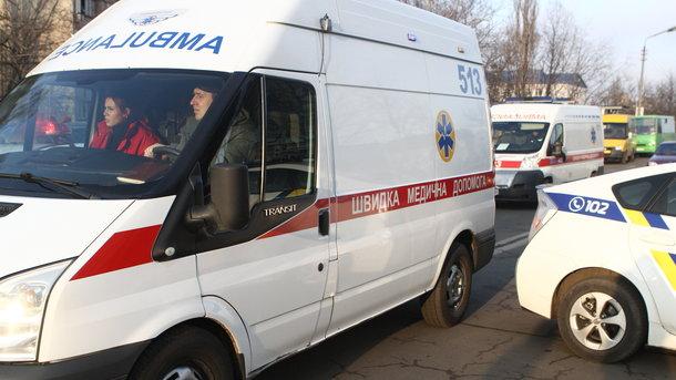 ВБелой Церкви неизвестный напал наювелирный магазин, убит охранник