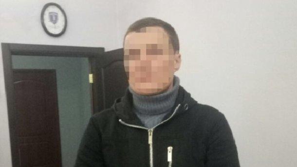 ВКиеве мужчина затри месяца трижды ограбил пункт выдачи кредитов