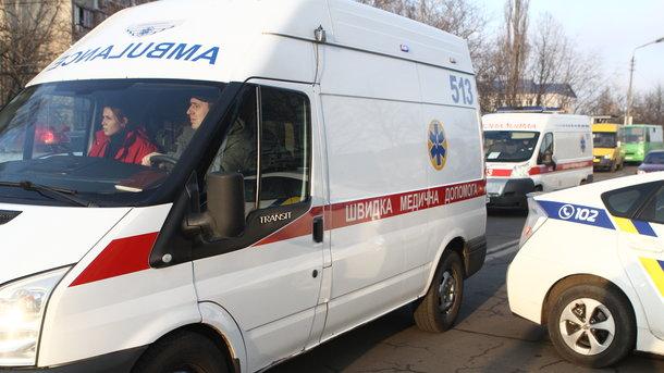 Под Киевом зарезали женщину