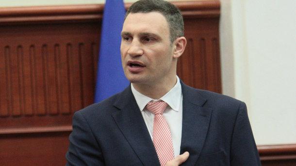 Живет нена заработную плату: возникла «свеженькая» декларация главы города Кличко