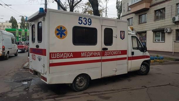 ВСоломенском районе столицы Украины первоклассница пережила клиническую смерть прямо вшкольной столовой