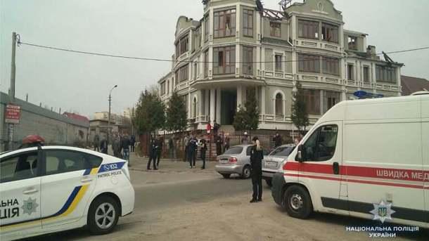 В Киеве произошла перестрелка: двое пострадавших