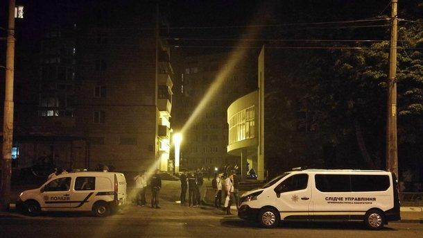 Один человек умер из-за взрыва гранаты вКиеве