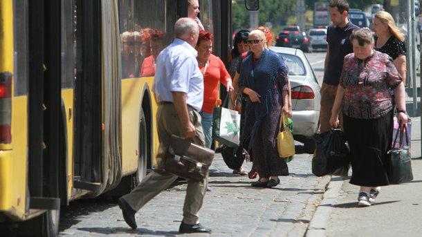 В Киеве изменится работа нескольких троллейбусных маршрутов