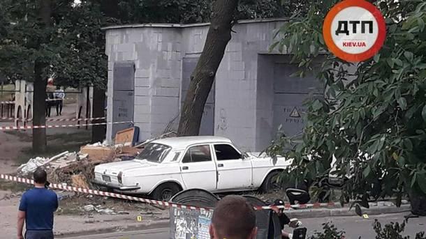 Взрыв в Киеве: стали известны новые подробности о пострадавших детях