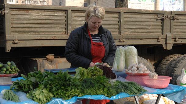 В Киеве на ярмарках запретили торговать мясом и молоком