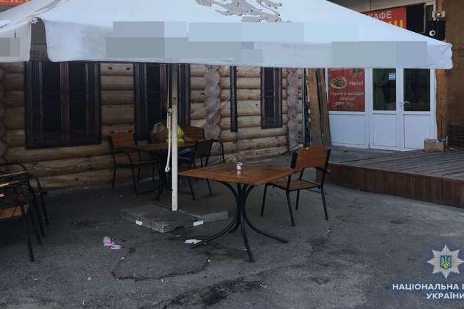 В Киеве на автостанции произошла перестрелка, есть пострадавшие