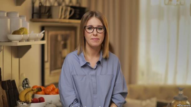 Ксения Собчак отказалась отпоездки вукраинскую столицу : названа причина