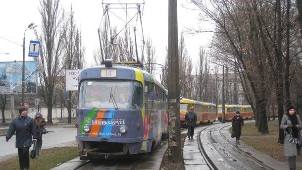 В Киеве закупят новые трамваи на сотни миллионов гривен