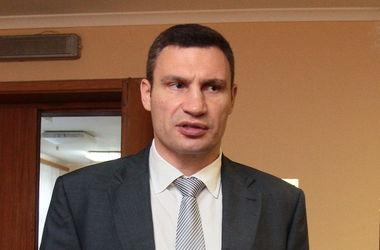<p>Кличко считает, что парад - это презентация патриотизва украинских военных</p>