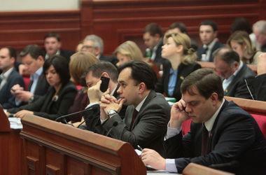 Рада откроет информацию о доходах всех депутатов