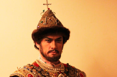 <p>Александр Цымбалюк в роли Бориса Годунова</p>