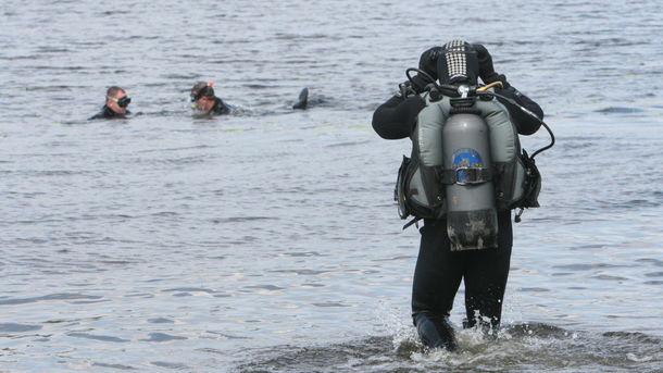 Возере «Позняки» вКиеве обнаружили мужское тело