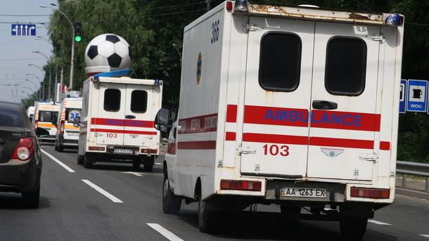 Вкиевском нархозе прямо напарах скончалась студентка