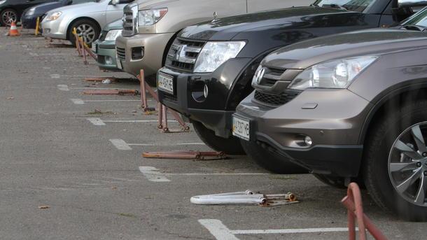 Надежды Кличко намиллионные доходы отпарковки авто неоправдались