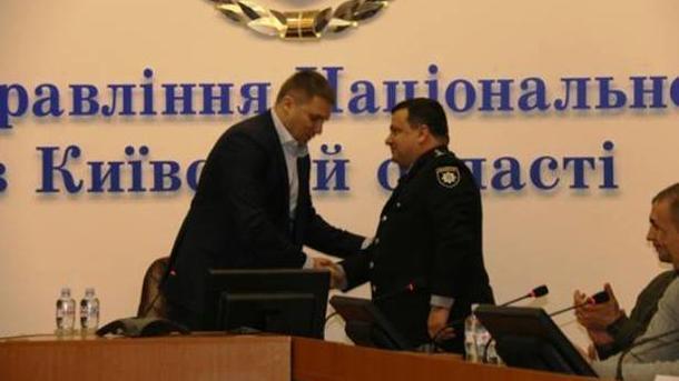 Полиция Киевской области уже прошла часть реформ
