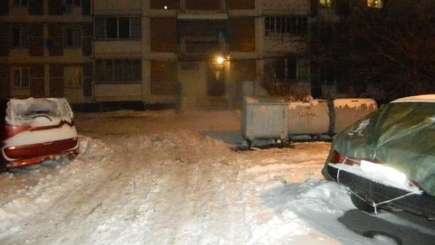 ВКиеве мужчину убили напороге собственной квартиры