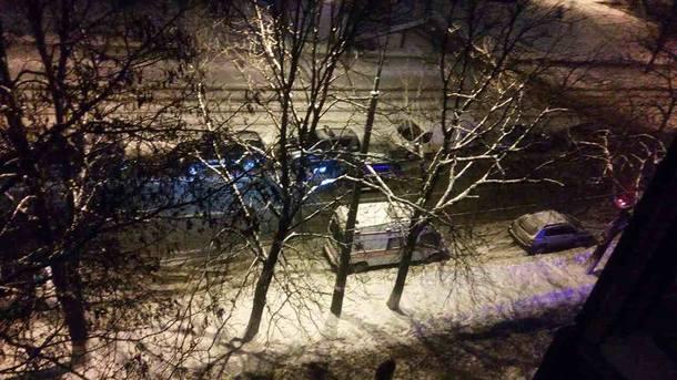 В Лукьяновском СИЗО совершено нападение на охрану