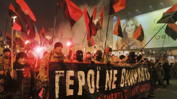 Вцентре Киева произошла потасовка сучастием правоохранителей