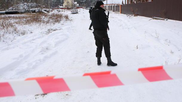 ВГидропарке вКиеве в итоге стрельбы отправлены вбольницу три человека