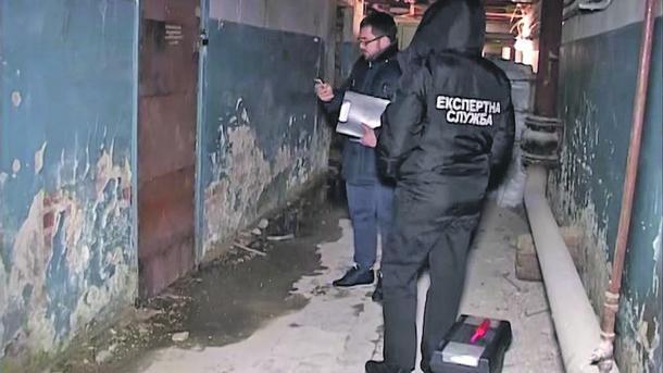 Никольско-Слободская. Мужчину застрелили рядом с домом. Фото: ГУ НП Киева