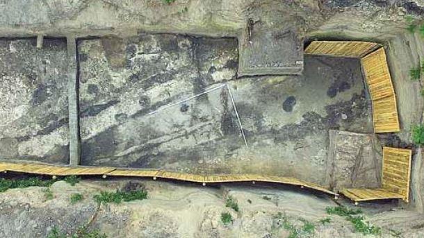 Находки с раскопок на ул. Кирилловской покажут в музее