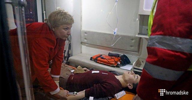 Очередная стрельба вцентре украинской столицы: мужчине прострелили ногу