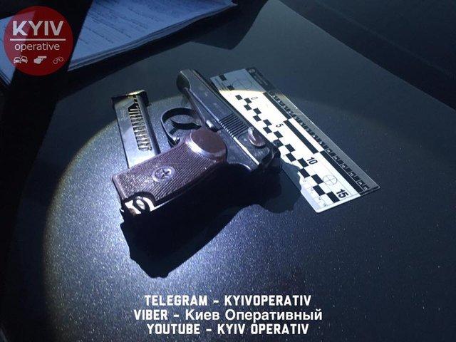 «Уволен сослужбы»: новые детали опьяном «полковнике», устроившем стрельбу вКиеве