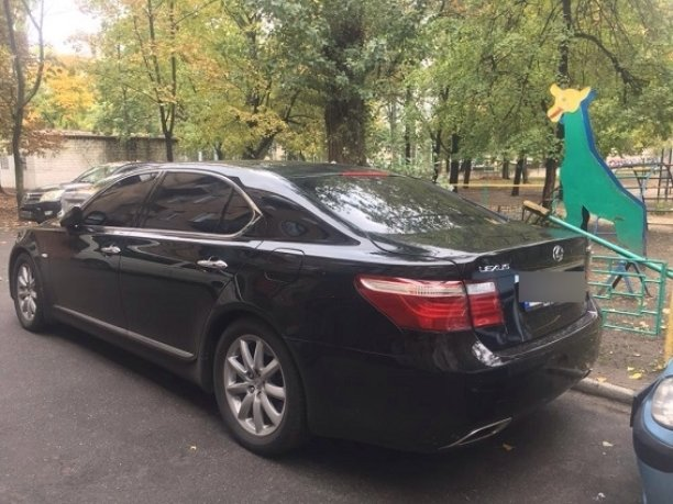 стрельба, Киев