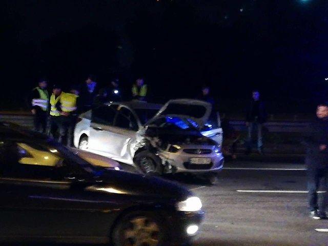 ВКиеве нетрезвый шофёр устроил погоню сполицией